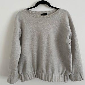 J.crew // merino wool sweatshirt